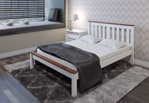 Mission Bed Frame