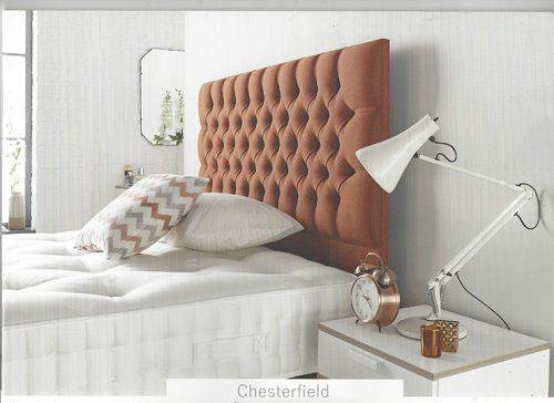 Chesterfield Headboard