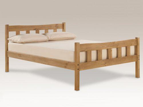 Shaker Pine Bed Frame